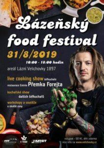 Lázeňský food festival – Lázně Velichovky