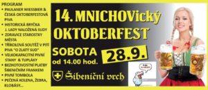 Mnichovický Oktoberfest – Sportovní areál na Šibeničním vrchu