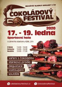 Zlín Čoko Fest - čokoládový festival
